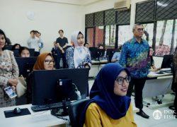 FISIP UI Kini Punya Ruang Kelas Khusus Pembelajaran Jarak Jauh