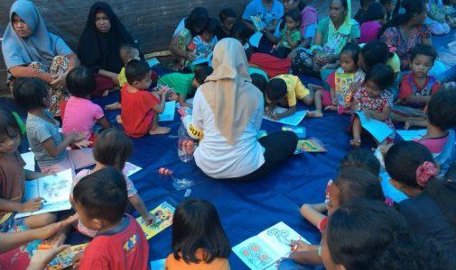 UI Kerja Sama dengan 31 PTN Gelar Program Psikoedukasi di Palu-Donggala