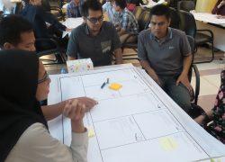 DIIB UI Gelar Workshop Model Bisnis Kanvas Bagi Peserta UI Incubate