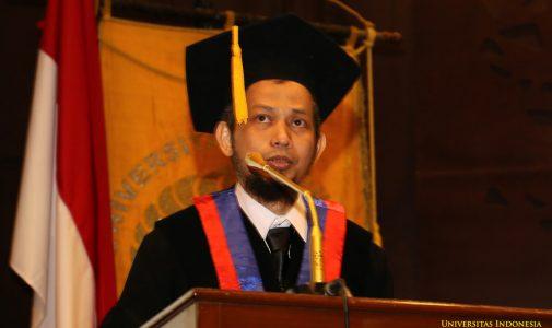 Guru Besar UI Prof. Wisnu Jatmiko Terpilih Menjadi Ketua IEEE Indonesia
