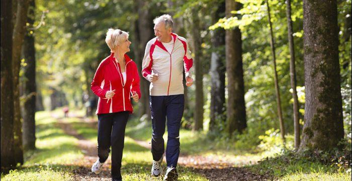Menua Sehat dengan Berolahraga