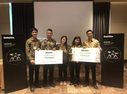 FEB UI Wins Achievement in ASEAN Tax Competition
