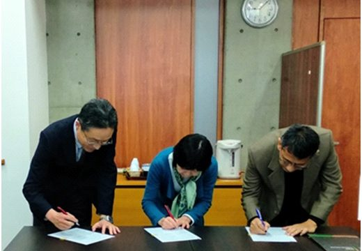 SIL UI Establishes Cooperation with ASAFAS and CSEAS Kyoto University