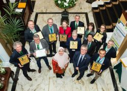 10 Greenest Universities in the World Receive UI GreenMetric Award in Ireland