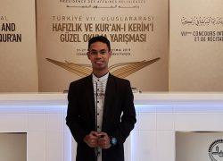 Mahasiswa Sastra Arab UI Juara 1 MTQ Internasional di Istanbul