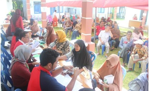 FKUI Gelar Program Bakti Sosial dan Penelitian di Kepulauan Riau