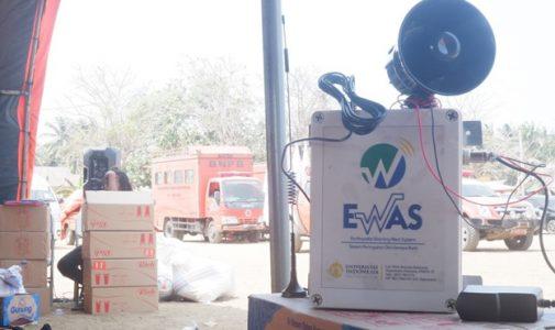 Ahli Geofisika FMIPA UI Ciptakan Alat Pendeteksi Gempa Bumi