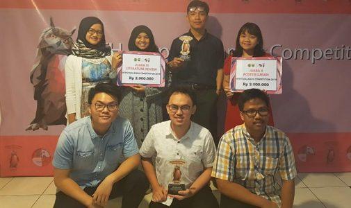 FKUI Raih Juara di The 5th Hyphotallamus Competition