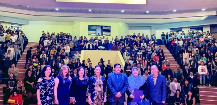 UI GreenMetric Conducts First Socialization in Ecuador