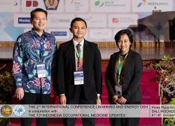 Medical Faculty Students Win Awards at the International Occupational Medicine Forum