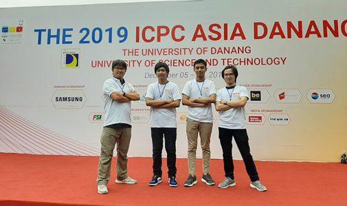 Tim Fasilkom UI Melaju ke Final di Ajang Kompetisi Pemrograman Internasional