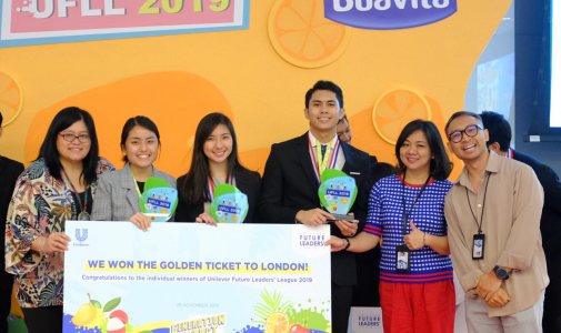 UI Raih Prestasi di Ajang Unilever Future Leaders League