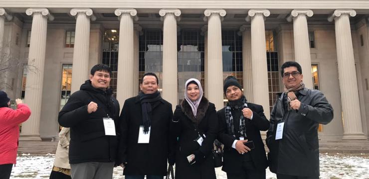 UI Collaborates with MIT in Kemenristekdikti Research Grant Program