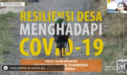 UI – Kementerian Desa Tertinggal Kolaborasi Bangun Resiliensi Ekonomi Desa