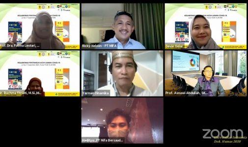 Seminar Online UI: Ragam Kearifan Lokal Aceh untuk Hadapi COVID-19